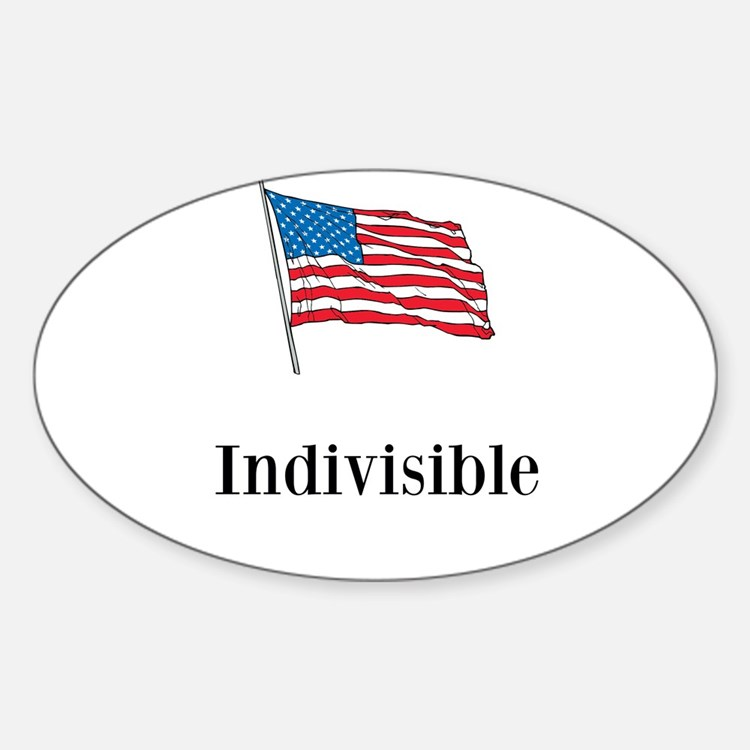 Indivisible Decal