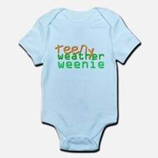 baby weather weenie Body Suit