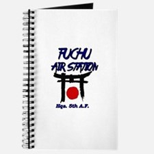 Fuchu Air Station Japan Journal