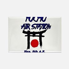 Fuchu Air Station Japan Magnets