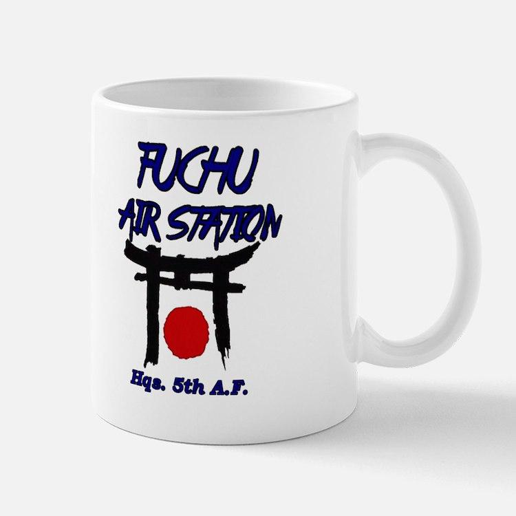 Fuchu Air Station Japan Mugs
