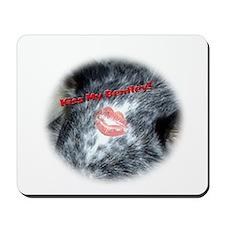 Kiss My Bentley! Mousepad