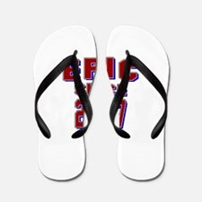 Epic Since 2007 Birthday Designs Flip Flops