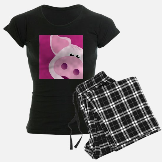 Happy Piggy Pajamas