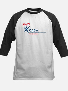 CASA Logo (Horizontal) Baseball Jersey