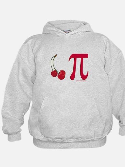 cherry pi blk Sweatshirt