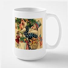 Christmas Santa Claus Coffee Mugs