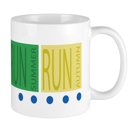 All Season Runner Mug