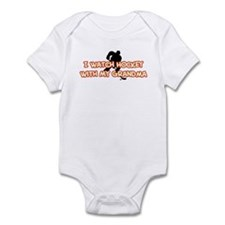Ottawa Hockey Grandma Infant Bodysuit