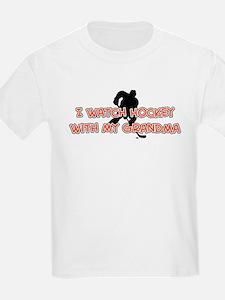 Philadelphia Hockey Grandma T-Shirt