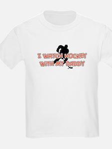 Philadelphia Hockey Daddy T-Shirt