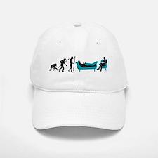 Evolution Therapist Psychologist Baseball Baseball Baseball Cap