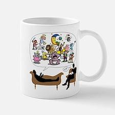 Therapist Psychologist Mugs