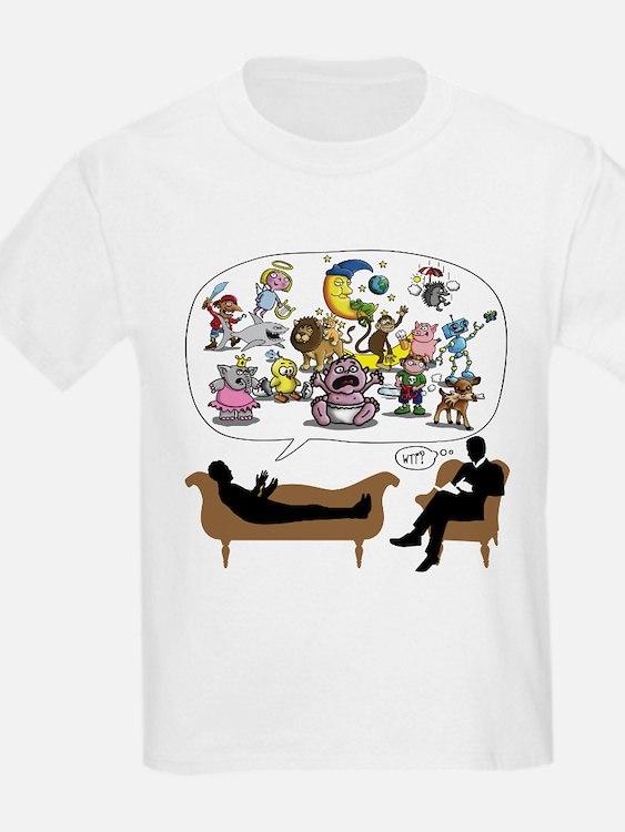 Therapist Psychologist T-Shirt