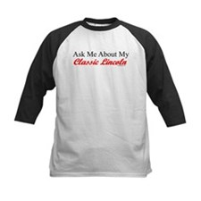 """Ask About My Lincoln"" Tee"