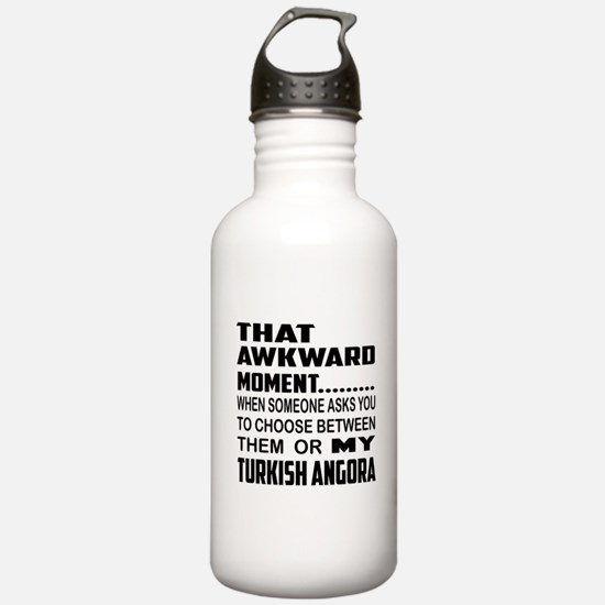 That awkward moment... Sports Water Bottle