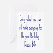 Everyday Birthday Greeting Cards