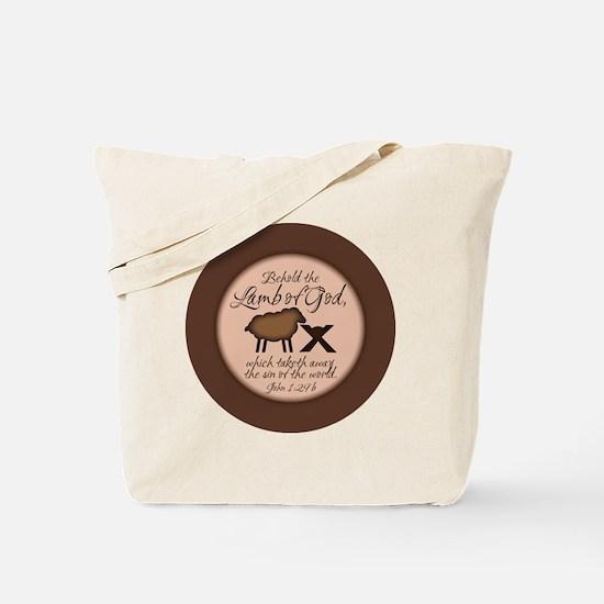 Cute Manger Tote Bag