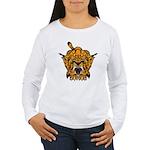 Fierce Tiger Women's Long Sleeve T-Shirt