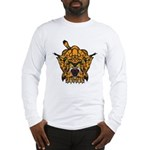 Fierce Tiger Long Sleeve T-Shirt