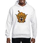 Fierce Tiger Hooded Sweatshirt