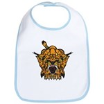 Fierce Tiger Bib
