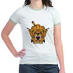 Fierce Tiger Jr. Ringer T-Shirt
