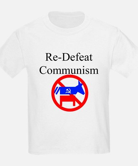 re-defeat communism T-Shirt