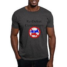 re-defeat communism T-Shirt