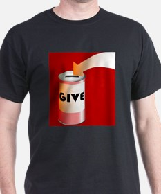 Charity Tin T-Shirt