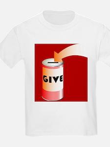 Charity Tin T-Shirt