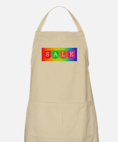 Sale Sign Apron