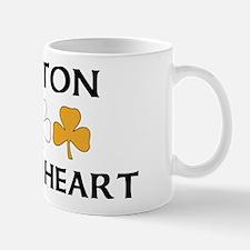 Boston Irish Sweetheart Mug