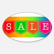 Sale Sign Decal