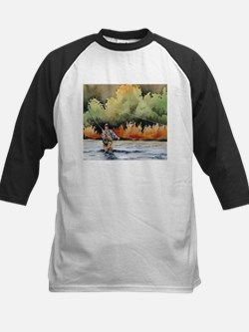 Fishing Baseball Jersey