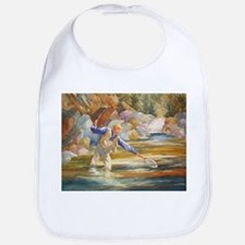 Fishing Baby Bib