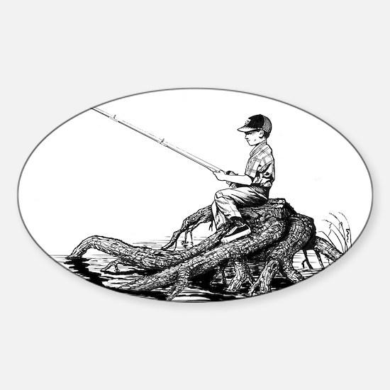 Fishing Decal