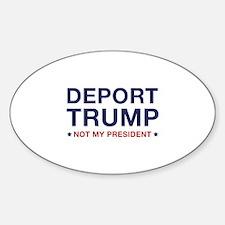Deport Trump Decal