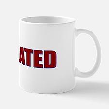 Undefeated Mug