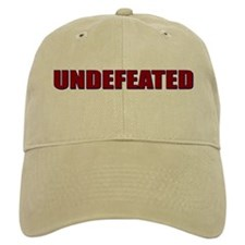 Undefeated Baseball Cap