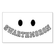Swarthmorons Rectangle Decal