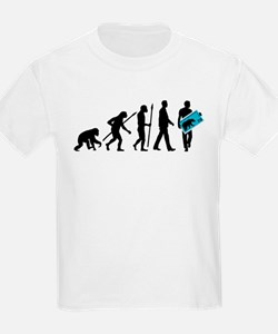 Evolution Stamp collector T-Shirt