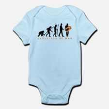 Evolution Stamp collector Body Suit