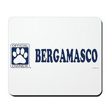 BERGAMASCO Mousepad