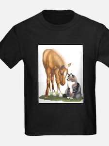 Mini Horse and Ca T-Shirt