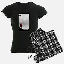 Pouring Red Wine Pajamas