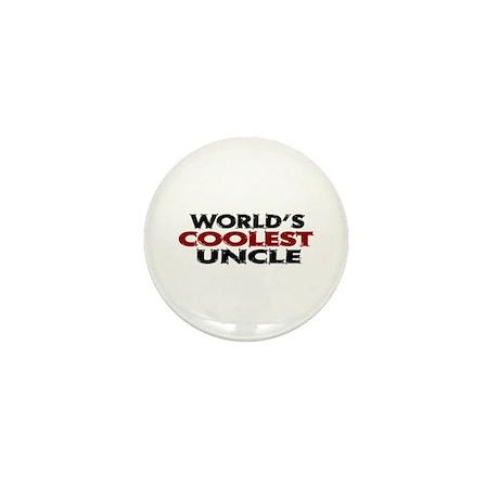 World's Coolest Uncle Mini Button (10 pack)