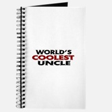World's Coolest Uncle Journal