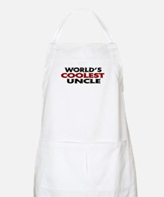 World's Coolest Uncle BBQ Apron