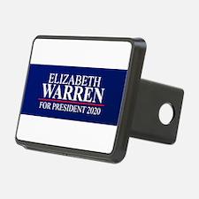 Elizabeth Warren For President 2020 Hitch Cover